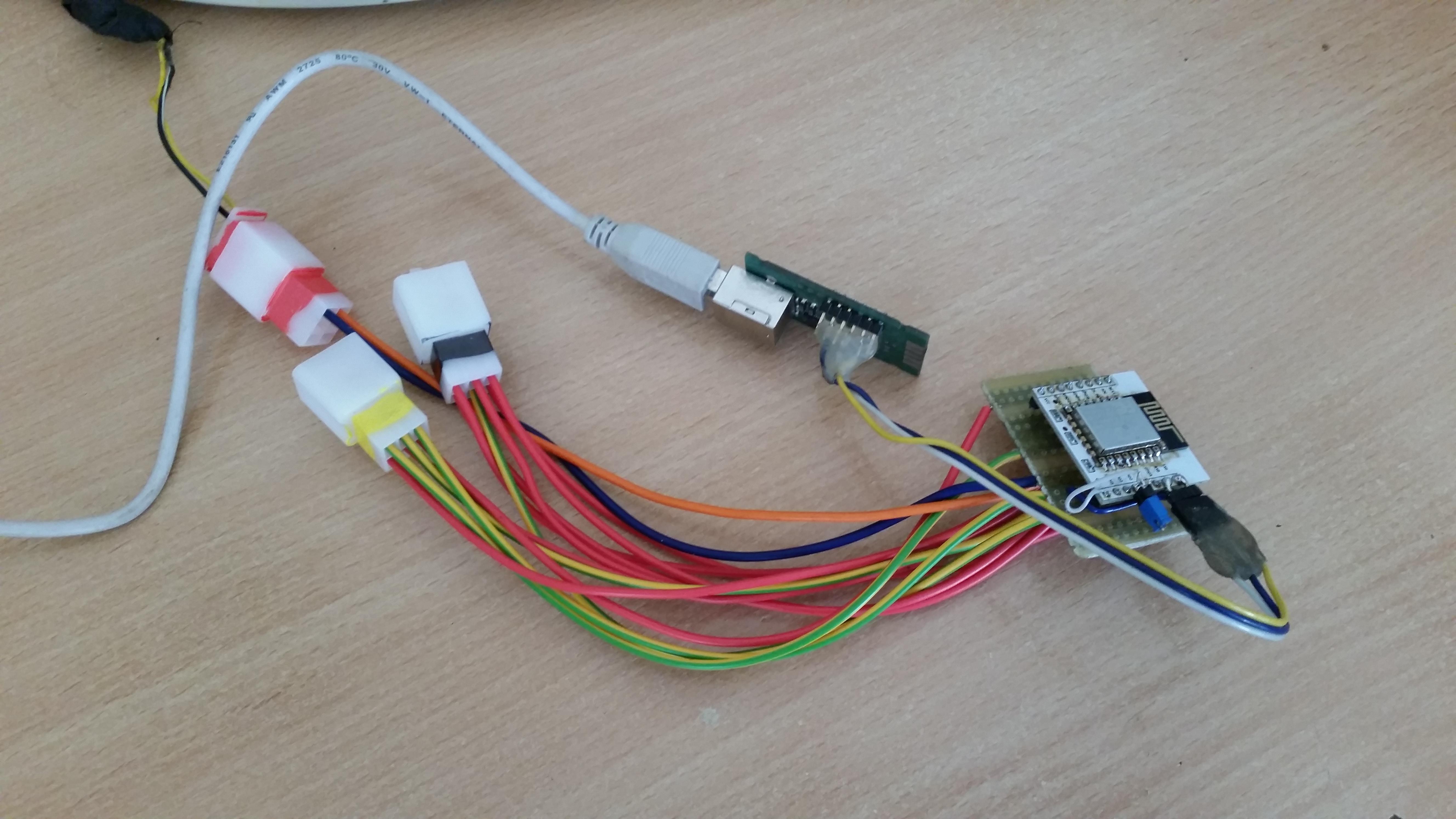 Programujeme nový modul na stole